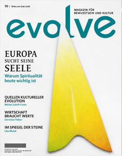 evolve Magazin Partnersite